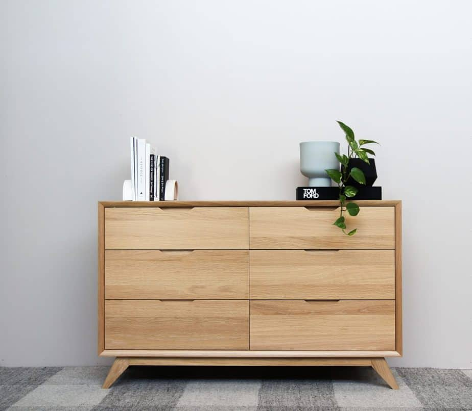 How much should you spend on a dresser?